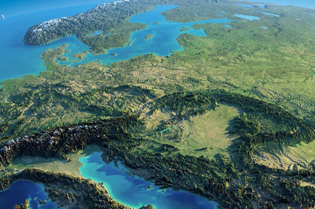Survey of World Geography - GEO 203
